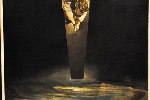 Salvador Dalì, Le Christ  de Saint Jean de la Croix