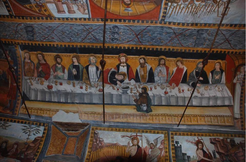 Giovanni Botoneri di Cherasco - Santuario di San Magno