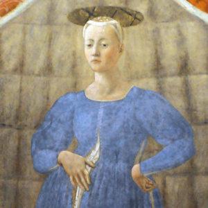 Piero della Francesca, Madonna del parto, 1450-70
