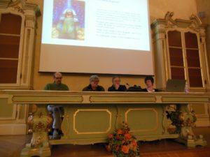 Margherita Oggero interviene al Corso.