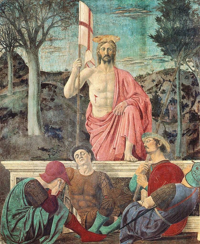 Piero-della-Francesca-Resurrezione-1450-63.-Museo-Civico-di-Sansepolcro-_1