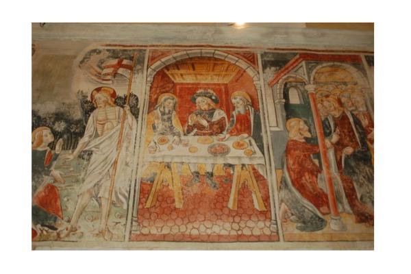 Oratorio San Sebastiano - Arborio (VC)