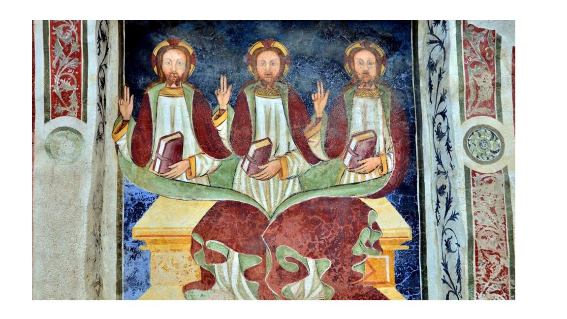 Chiesa Parrocchiale di Armeno (NO) - TRINITA' - Secolo XVI