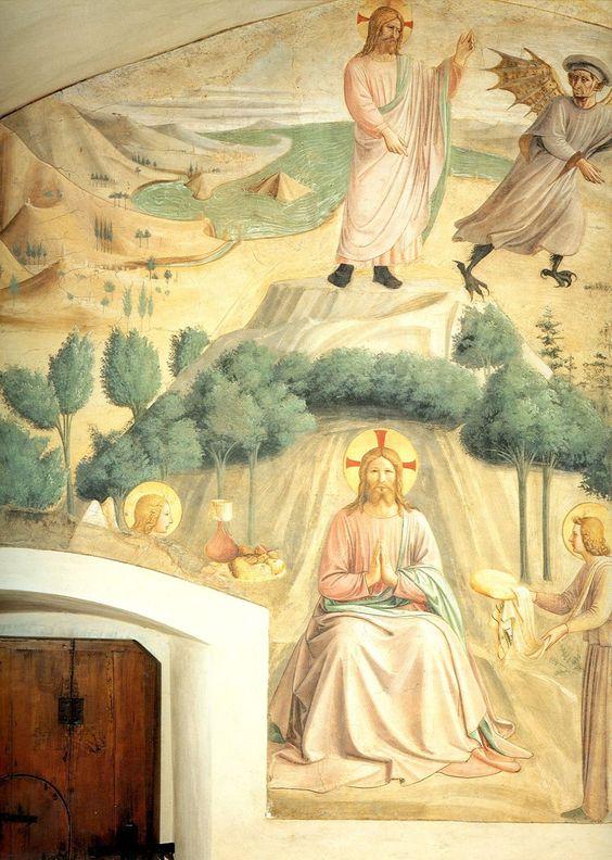 Firenze, Convento di San Marco,  Beato Angelico, 1492